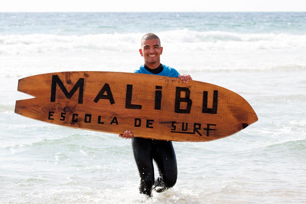Galeria Malibu Escola De Surf Gaia Porto